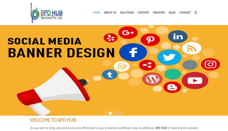 BPD HUB Services Publishing House - BPD HUB Services
