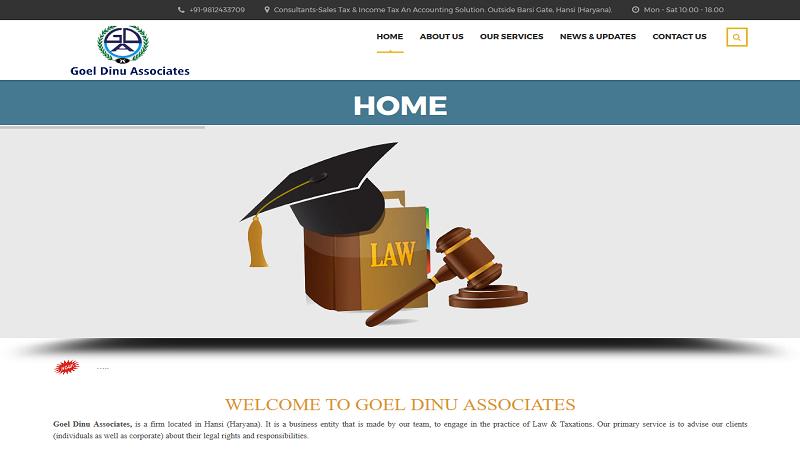 Goel Dinu AssociatesI Best tax Consultant