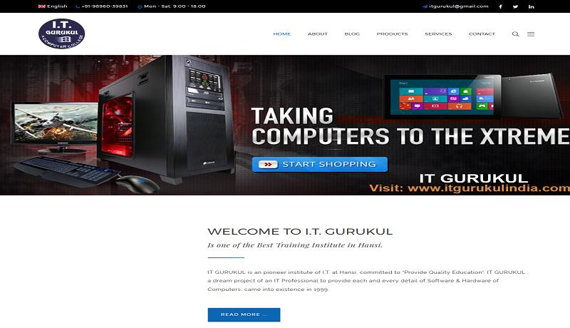IT GURUKUL Computer accessories