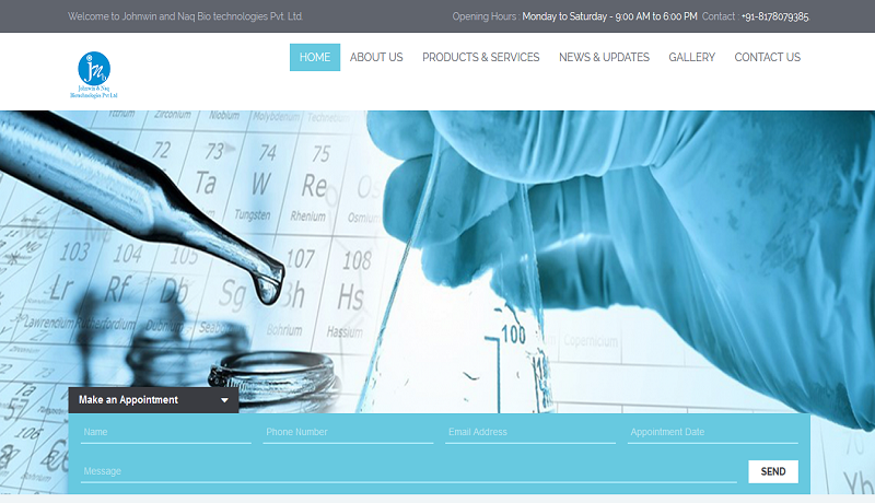 Johnwin And Naq- Pharmaceutical Marketing