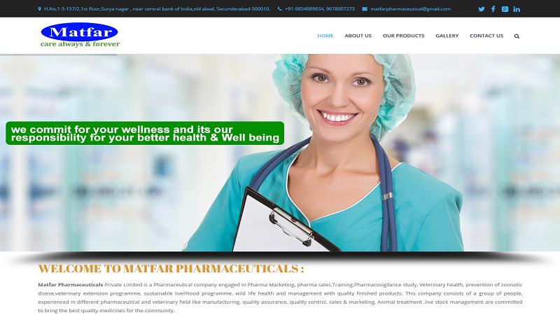 Matfar Pharmaceuticals